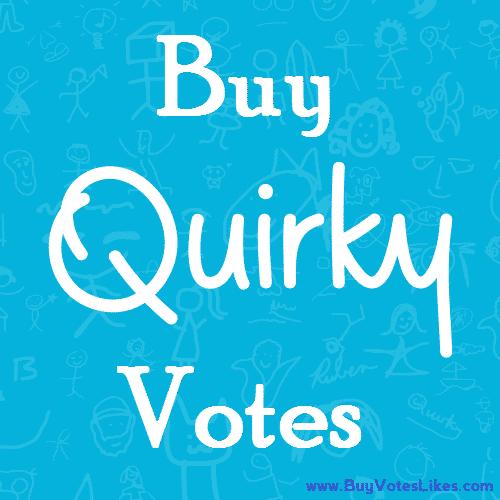 Buy Quirky Votes